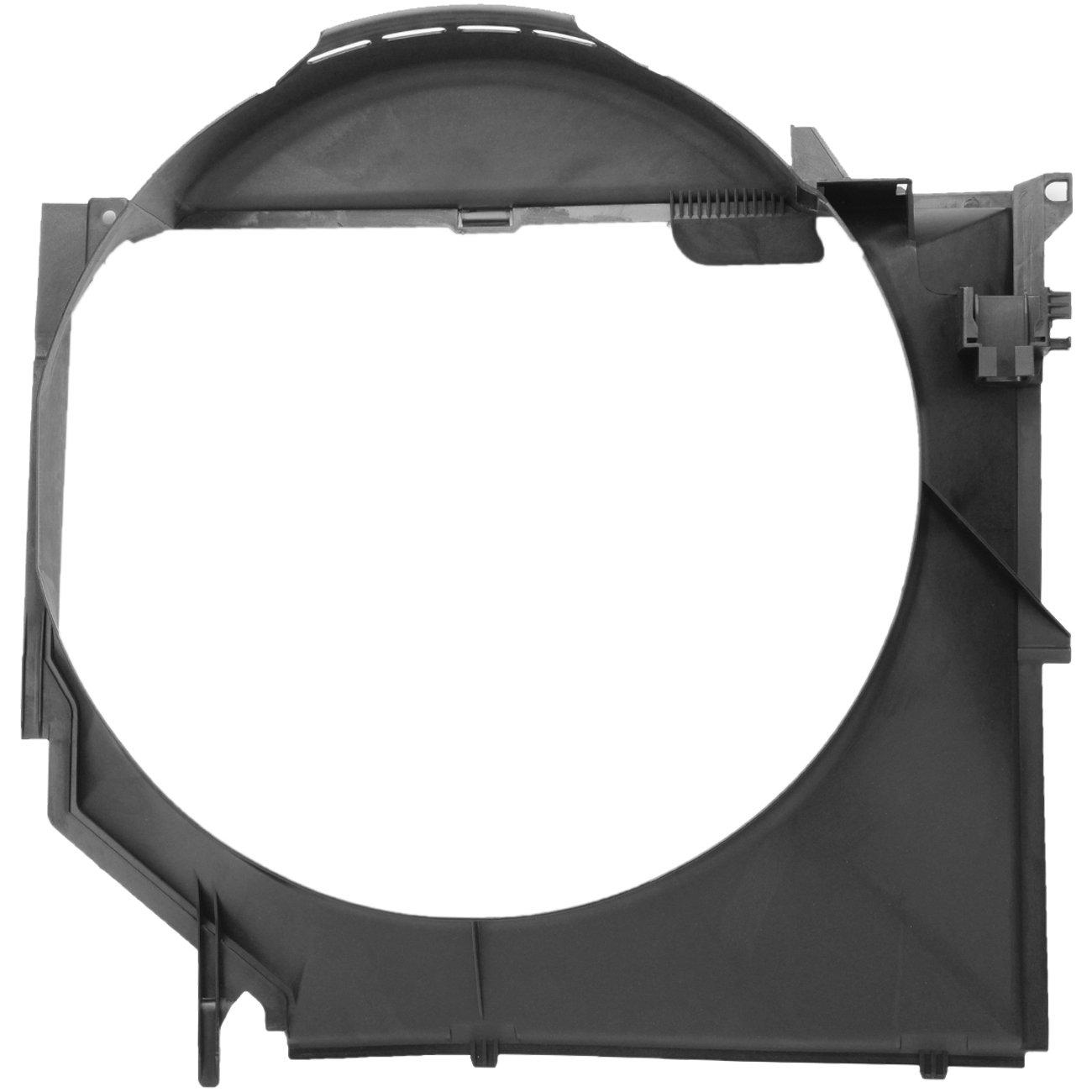 TOPAZ 17111436259 Radiator Cooling Fan Shroud for BMW E46