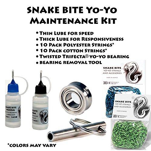 Brain Lube - Snake Bite Yo-Yo Maintenance Kit