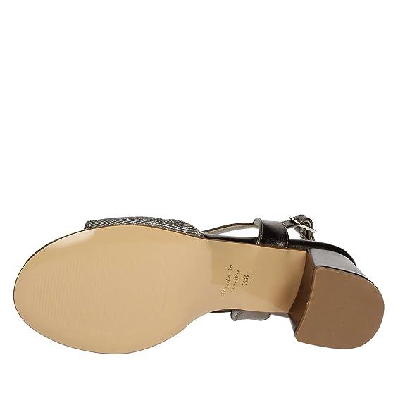 Sandalias es Y Soft 002 Iab865 Amazon Cinzia Zapatos Mujer OtqS8