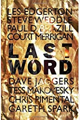 Last Word by Joyride Press (2015-08-26) Paperback