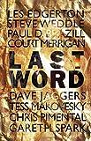 Last Word by Joyride Press (2015-08-26)