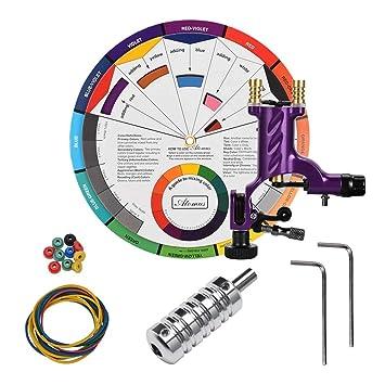 SUPVOX Kit de ametralladoras rotativas para tatuaje kit del ...