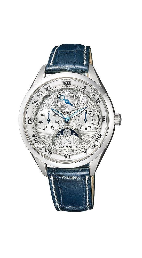 シチズン カンパノラ 腕時計 ムーンフェイズ【MOONPHASE】 限定モデル CITIZEN CAMAPANOLA EC4000-03A B0776R3DL4