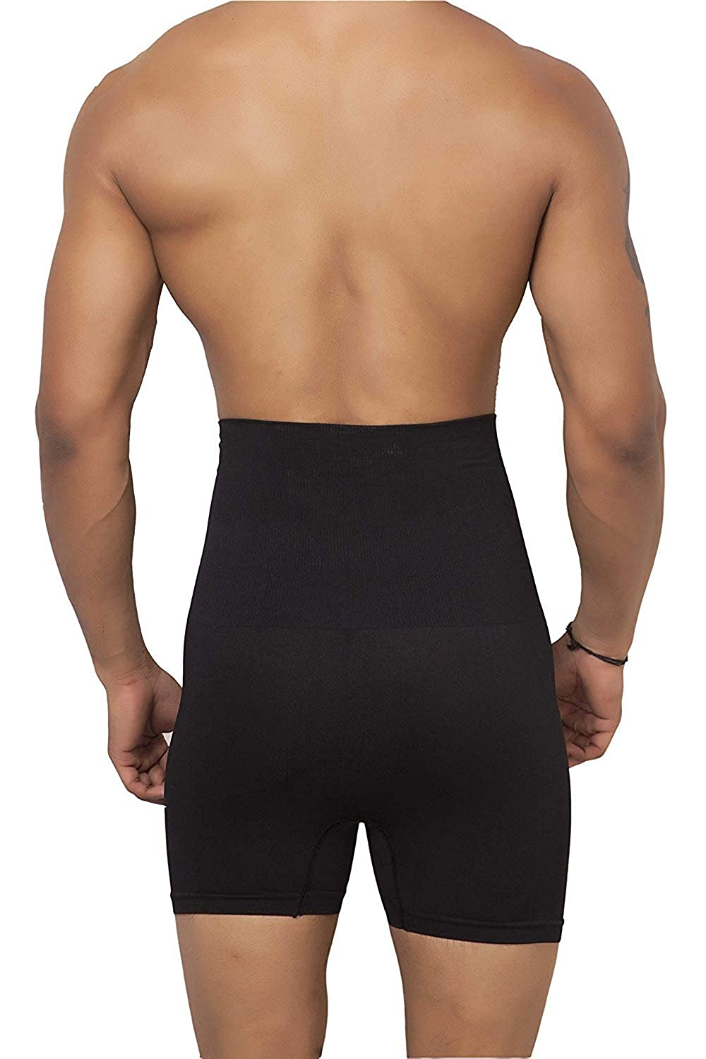 d95433cb4 Aaqar Man Tummy and Thigh Shaper  Amazon.in  Clothing   Accessories