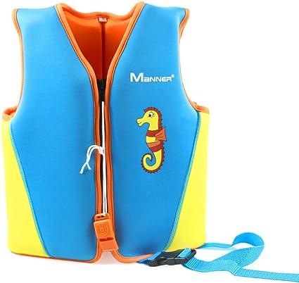 Children Kids Safety Vest Floating Swimming Aid Buoyancy Jacket Lifesaving Vest