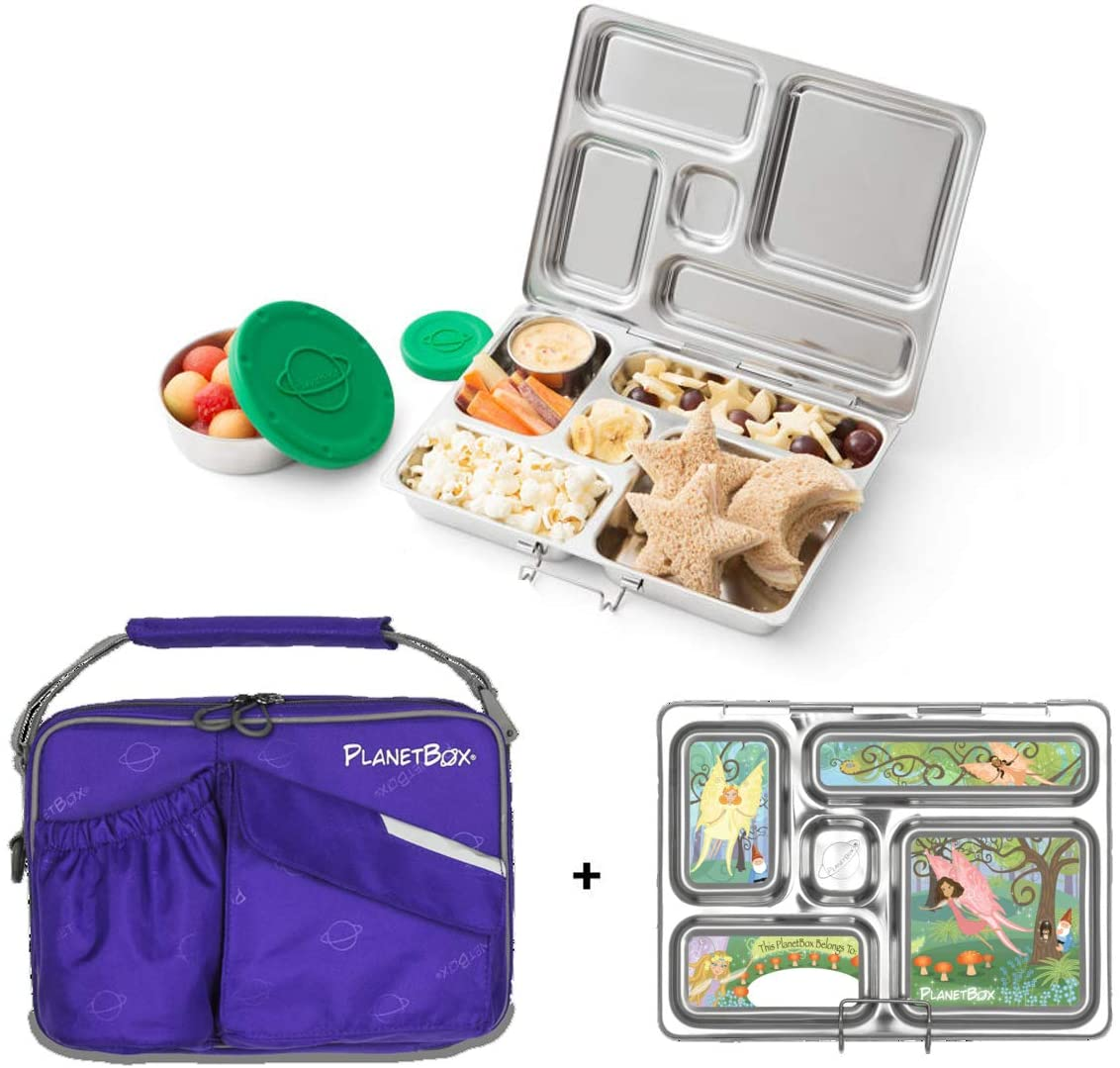ROVER Eco-Friendly Stainless Steel Bento Lunch Box