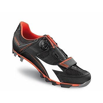 Zapatillas Diadora X Vortex Racer 2 Negro-Rojo 2016: Amazon.es: Deportes y aire libre