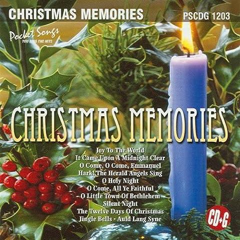 Sing Christmas Memories (Karaoke CDG) - Pocket Songs Karaoke