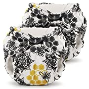 Lil Joey All In One Cloth Diaper, Unity, 2 Pack