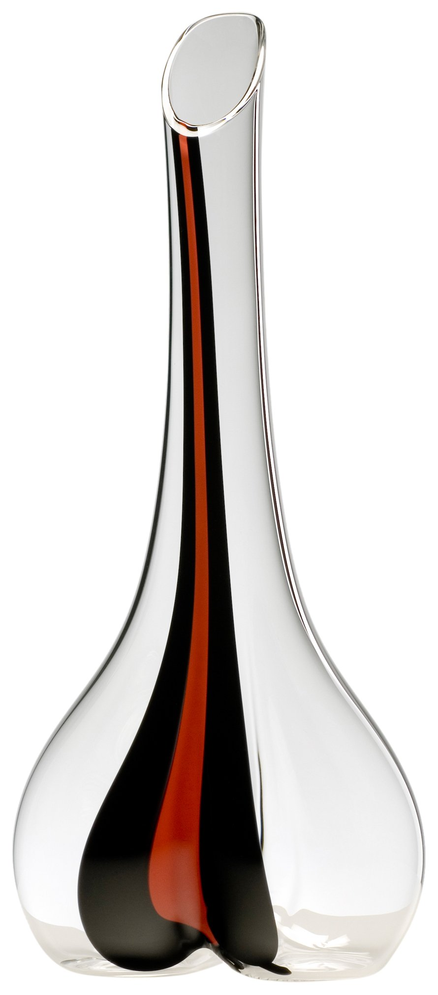 Riedel Decanter Black Tie Smile Red, Carafe for Wine, Glass, 1410 ml, 2009/01 S3