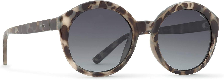 INVU - Gafas de sol - para mujer Demi (T2703c), Linse Grün mit ...