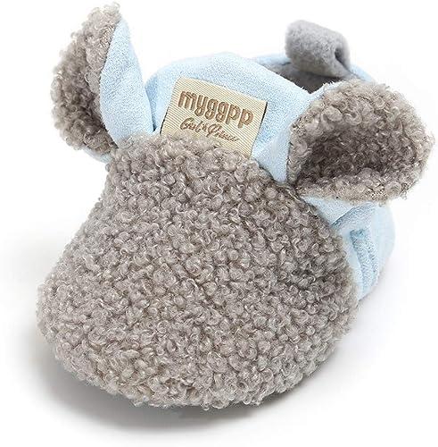 Babyschuhe ♥ 11 und 12 cm ♥ Krabbelschuhe Fleece Winter Schuhe Baby Hausschuhe