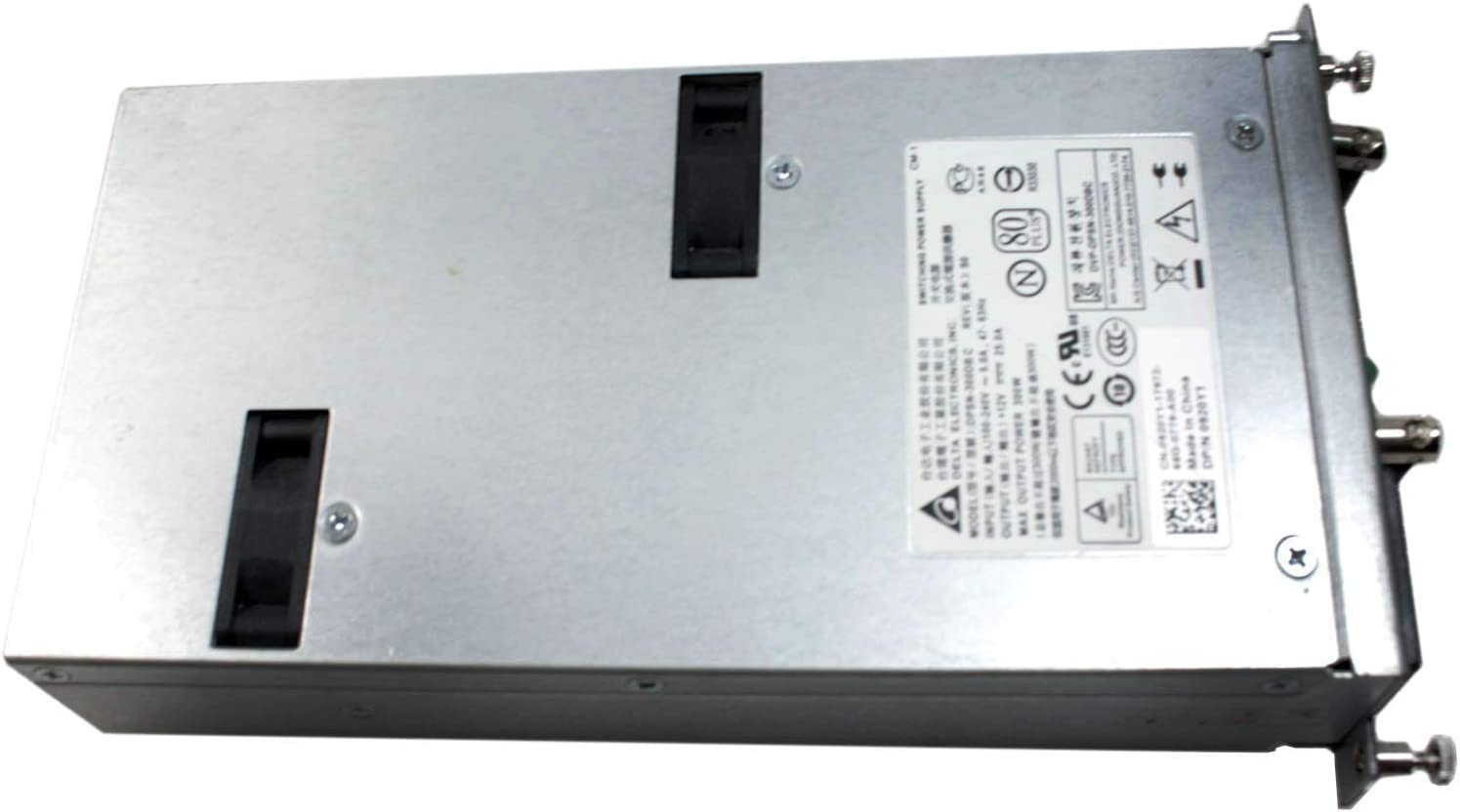 Dell C220M 300W Redundant Power Supply DPSN-300DB-D for PowerConnect 7048R, 7048R-RA, 8024, 8024F