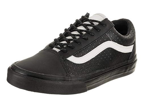 f38e7073bae9aa Image Unavailable. Vans Unisex Old Skool DX (Transit Line) Black Reflective Skate  Shoe 9.5 Men