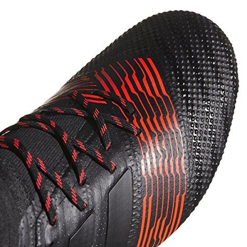 Adidas Nemeziz 17.1 Fg Cleat Mens Soccer Cblack / Cblack / Solred