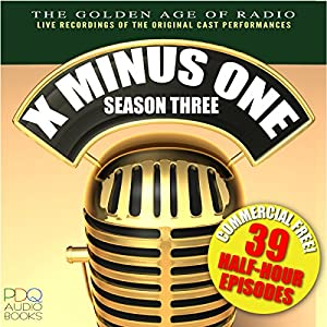 X Minus One, Season Three Radio/TV Program