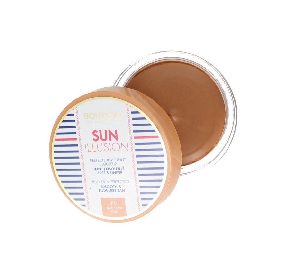 Bourjois Paris Sun Illusion Blur Skin Perfector 71 Fair (Hale Clair) 18ml Sealed