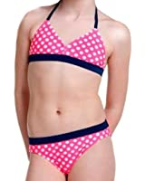 bfac8eb696 Amazon com  OP Girls 2 Piece Tie Dye Bikini Swimming Swim