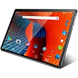 Tablet 10 Inch Android 9.0 3G Phone Tablets with 32GB Storage Dual Sim Card 5MP Camera, WiFi, Bluetooth, GPS, Quad Core…