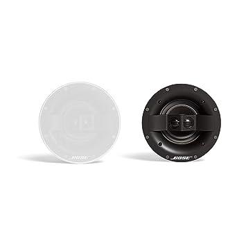 Bose® Virtually Invisible® 591 - Altavoz integrado para techo, negro