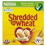 Nestle Whole Grain Shredded Wheat, 270g
