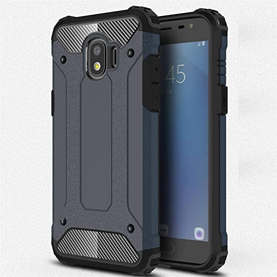 finest selection ebc25 5a232 Amazon.com: SOGOCOOL Samsung Galaxy J2 Pro Case, Heavy Duty with ...