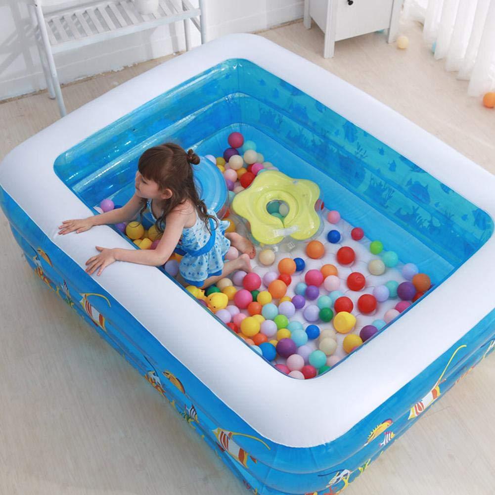 Piscina Inflable Para Bebés Niños Pequeños Y Niños ...