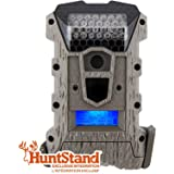 Wildgame Innovations Wraith 14 Megapixel Infrared Trubark Trail Camera, Both Daytime and Nighttime Video and Still Images for