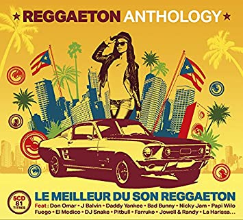 Reggaeton Anthology / Various