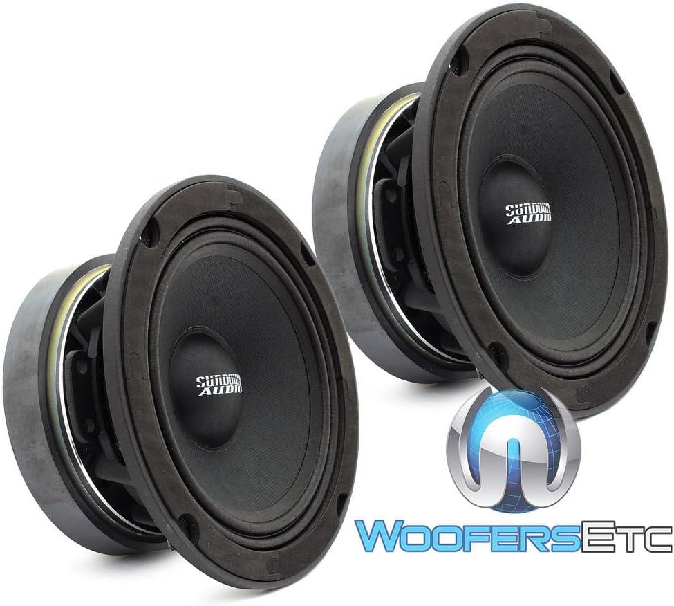 Sundown Audio SXMP-6.5 8-OHM 200 Watts RMS 6.5