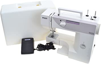 Máquina de coser Pfaff Hobby 1020: Amazon.es: Hogar