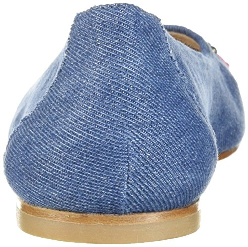 Shoe Buggy Sole Women's Denim French FS NY UnFXBwxvxq
