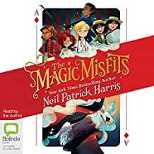 The Magic Misfits: The Magic Misfits, Book 1