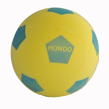 Pelota de fútbol mondo pelota de 20 cm de diámetro: Amazon.es ...