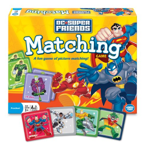 Friends Super Matching Game