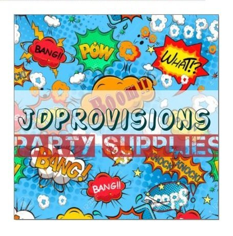 JDProvisions 12 Pieces Superheroes Party Fun Cosplay Felt Masks for Boys Girl (Batgirl)