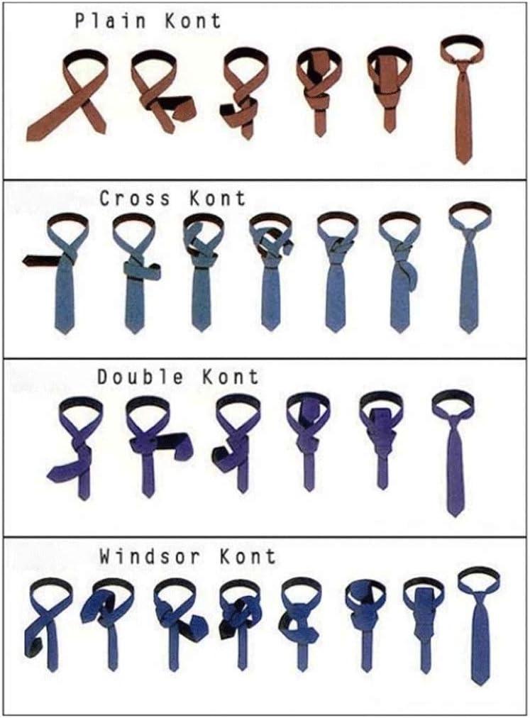 Weiyue Corbata- Corbata de 9,5 cm para Hombre, Corbata Dorada de ...