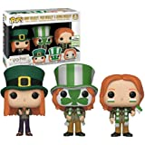 POP! Funko Ginny Weasley, Fred Weasley, & George Weasley 2019 ECCC Spring Convention Limited Edition Exclusive