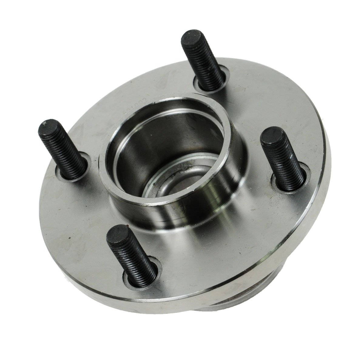 TRQ Wheel Bearing /& Hub Assembly Rear for 01-07 Ford Focus Disc