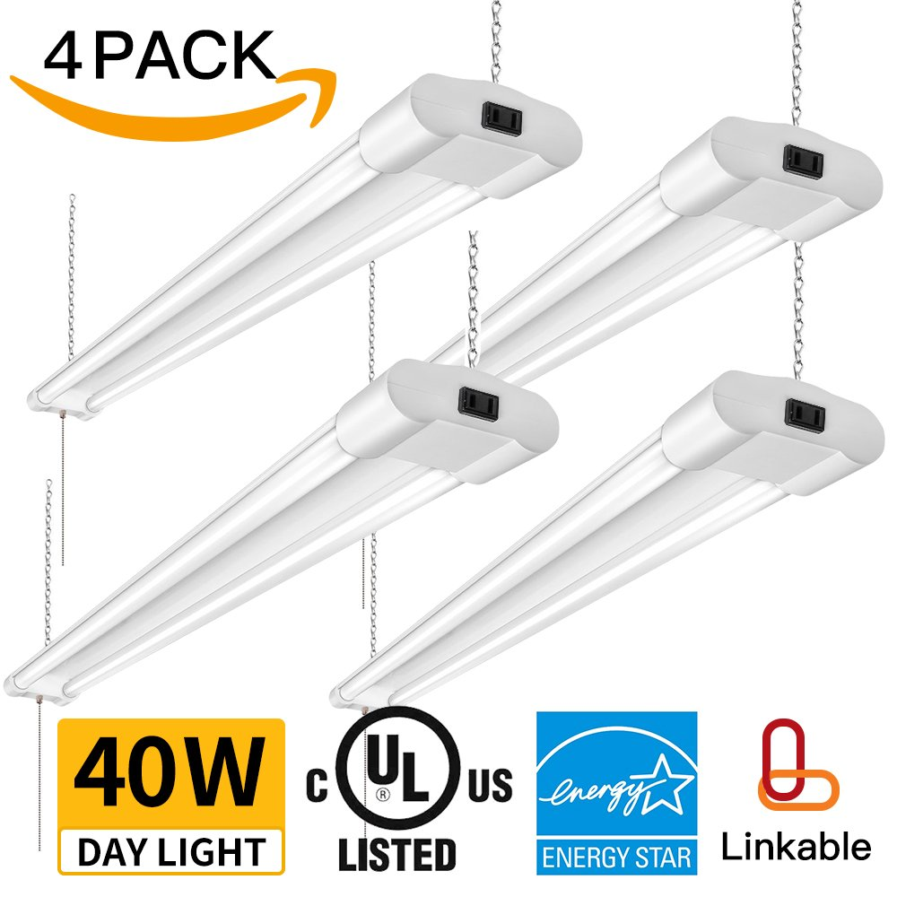 Amico LED Garage Lights