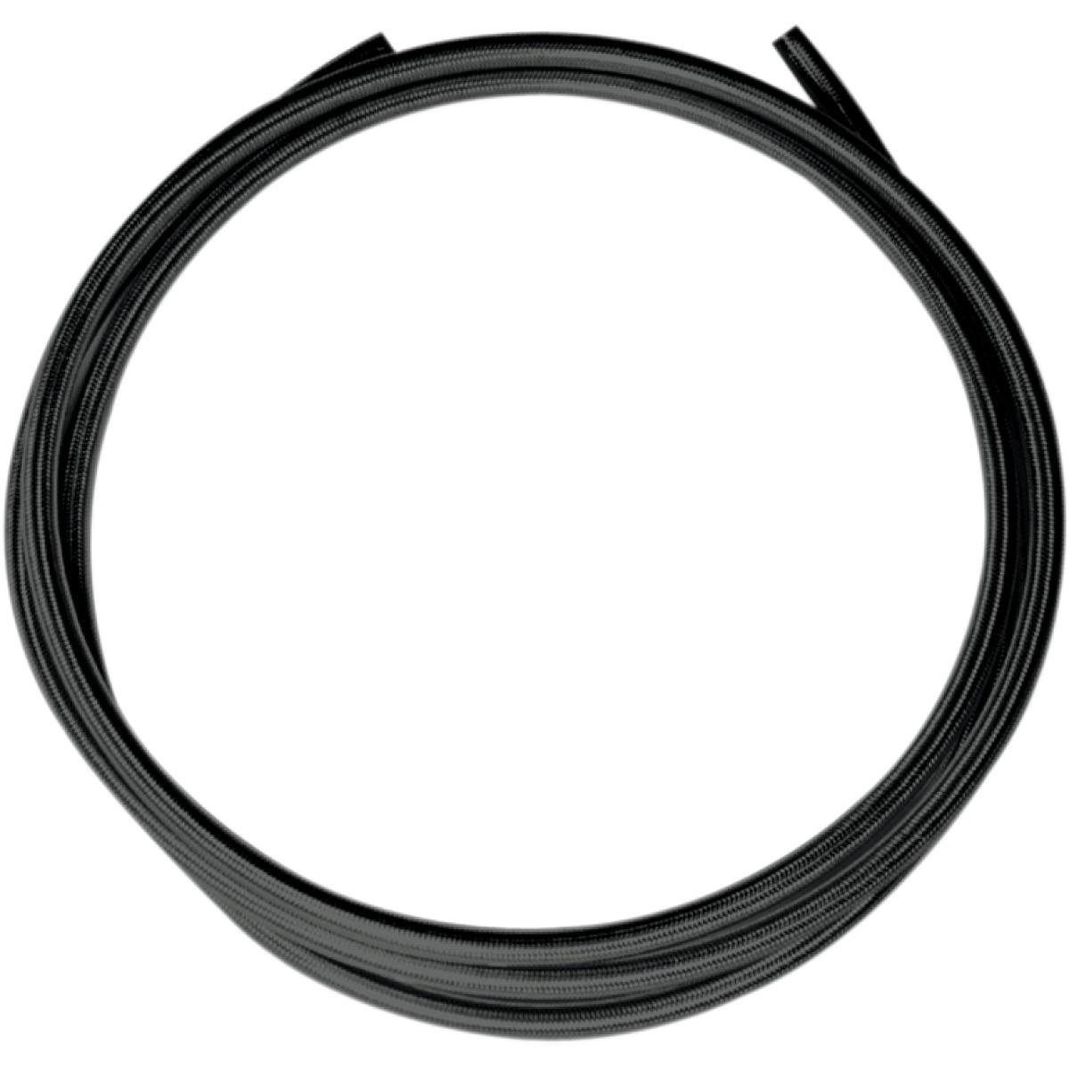 Magnum Build Your Own Brake Line - 6ft. Coated (-3) Brake Line with Vice Wrench - Black 495006A