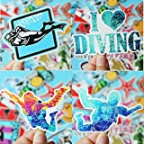 Cool Stickers for Laptop Go Fishing Stickers Car