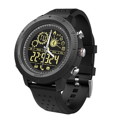 ZLOPV Pantalla Siempre Encendido Deportes Smart Watch ...