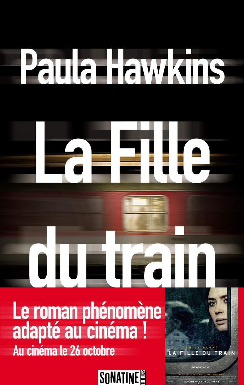 Amazon.fr - La Fille du train - Paula Hawkins, Corinne Daniellot - Livres