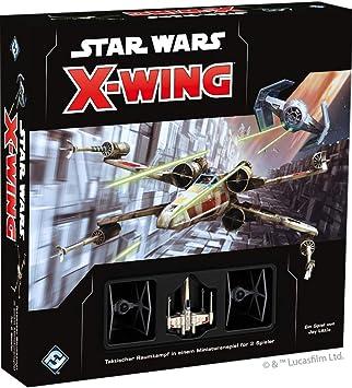 Heidelberger Spieleverlag Star Wars: X-Wing 2. ed. – Juego Base de Tablero: Amazon.es: Juguetes y juegos