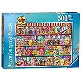 Ravensburger The Sweet Shop Puzzle (500-Piece)