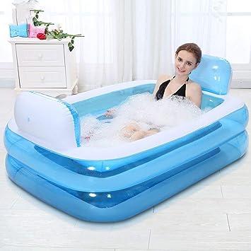 Ju Badewannen Faltende Badewanne Erhohen Sie Die Verdickung Der