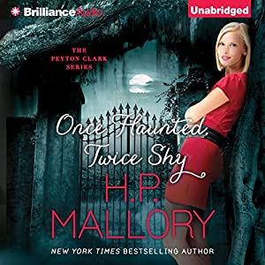Once Haunted, Twice Shy Audiobook