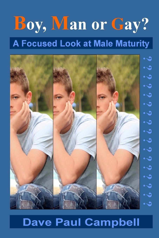 What is a man boy