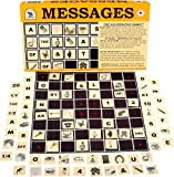 Family Pastimes Messages - A 3-in-1 Co-operative Rebus Game